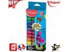 Tempere Maped Color Peps 12x12ml  No. 810510