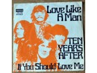 Ten Years After ‎– Love Like A Man