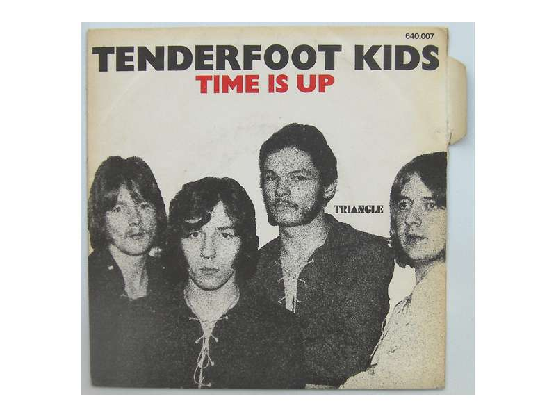 Tenderfoot Kids, The - Time Is Up