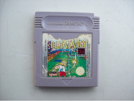 Tennis igrica za Nintendo Game Boy