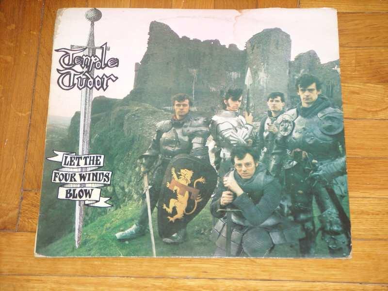 Tenpole Tudor - Let The Four Winds Blow