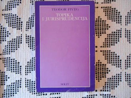 Teodor Fiveg - Topika i jurisprudencija
