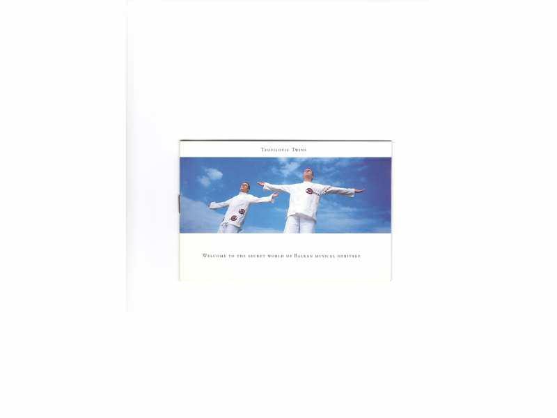 Teofilovic Twins - promo materijal   15 x 10 cm