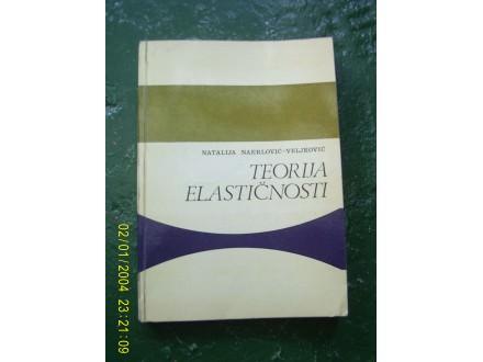 Teorija elasticnosti