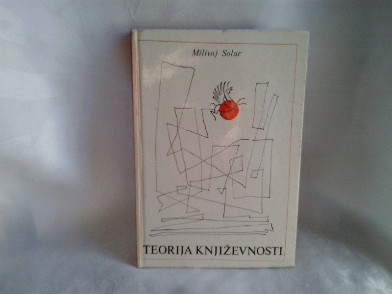 Teorija književnosti Milivoj Solar
