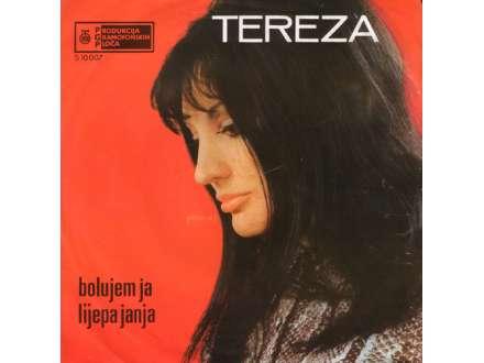 Tereza Kesovija - Bolujem Ja / Lijepa Janja
