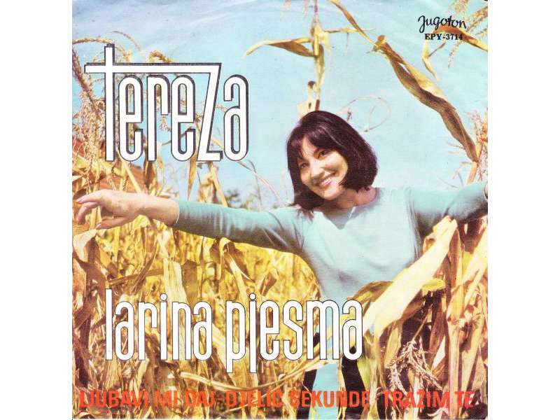 Tereza Kesovija - Larina Pjesma