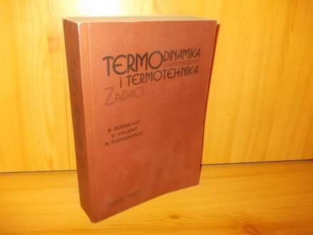 Termodinamika i termotehnika zadaci - đorđević