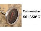 Termometar 50°C do +350°C (100~700°F)