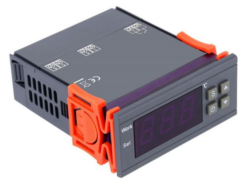 Termostat - grejanje i hlađenje 220V 10A