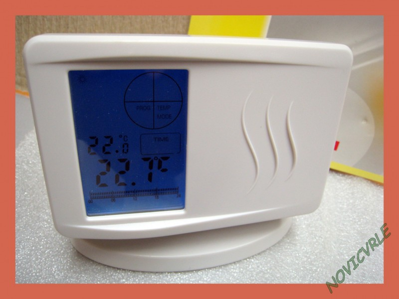 Termostati za radijator - Touchscreen SET [1+2]