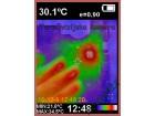 Termovizijska / termalna kamera -20 do +300C