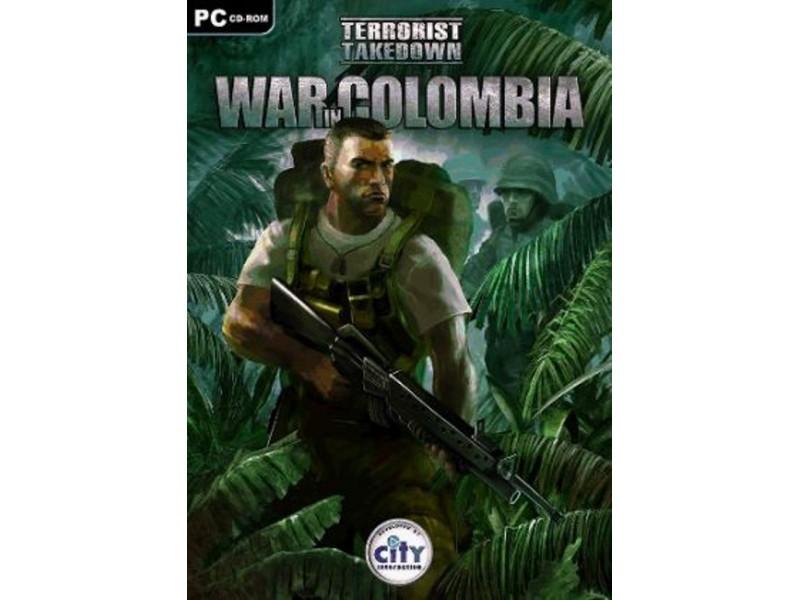 Terrorist Takedown War In Columbia