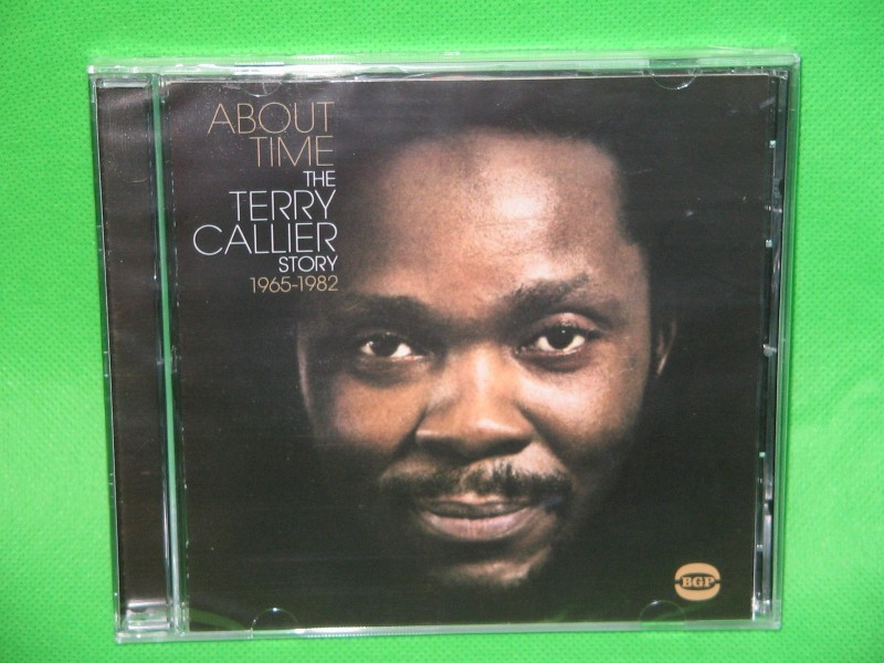 Terry Callier - About Time - The Terry Callier Story
