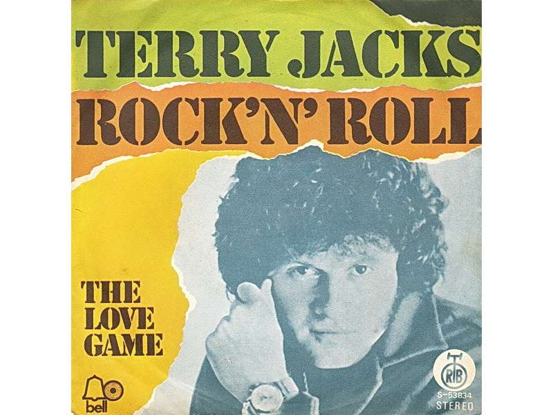 Terry Jacks - Rock`n`Roll (I Gave You The Best Years Of My Life)