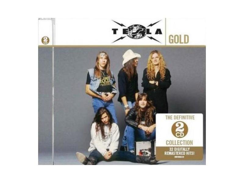 Tesla - Gold