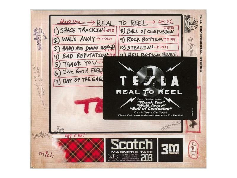 Tesla - Real To Reel - Reel 1