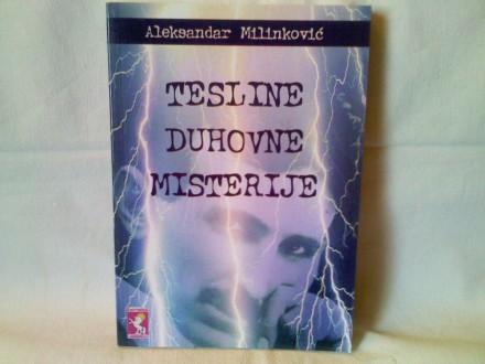 Tesline duhovne misterije - Aleksandar Milinković