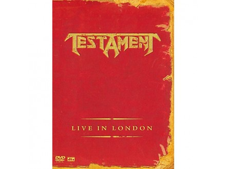 Testament (2) - Live In London