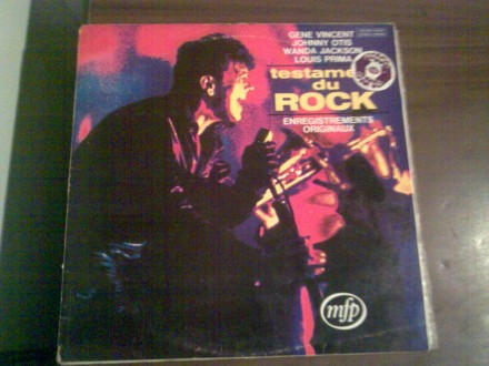 Testament Du Rock Vol. 1