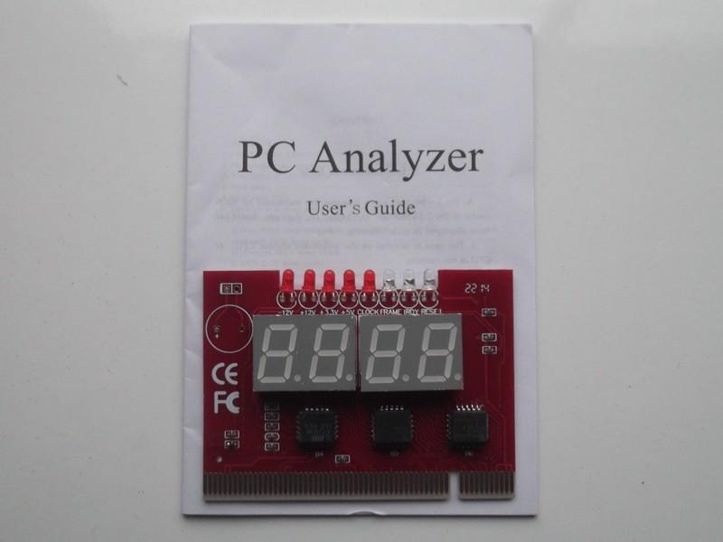 Tester matične ploče 4 digit