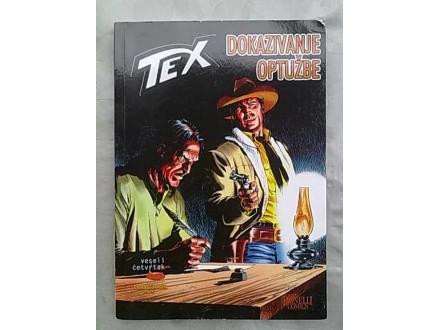 Tex-Dokazivanje optuzbe