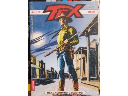 Tex Ludens 115 - Hladnokrvno ubojstvo