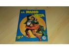 Tex broj 1. La mano rossa 1964 godina ORIGINAL