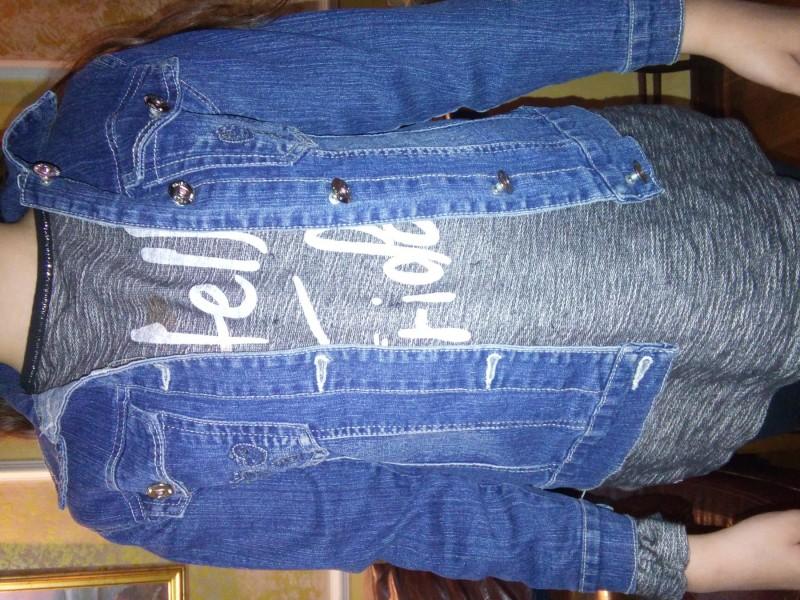 Texsas jakna