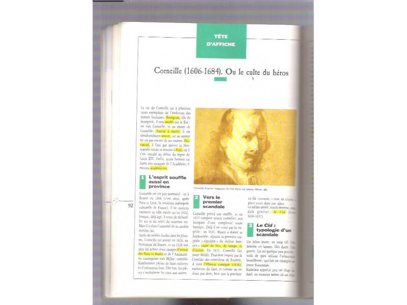 Textes et histoire litteraire Christian Biet