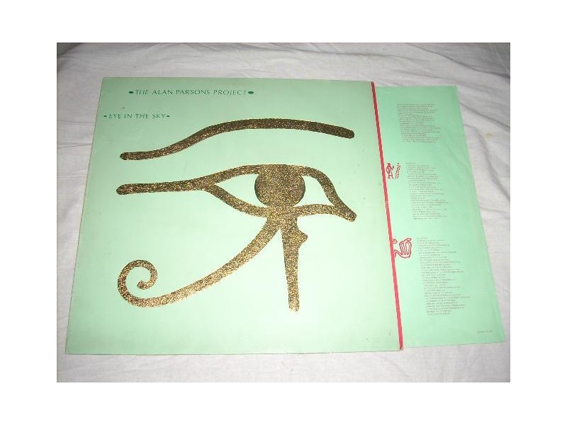 The Alan Parsons Project-Eye In The Sky LP