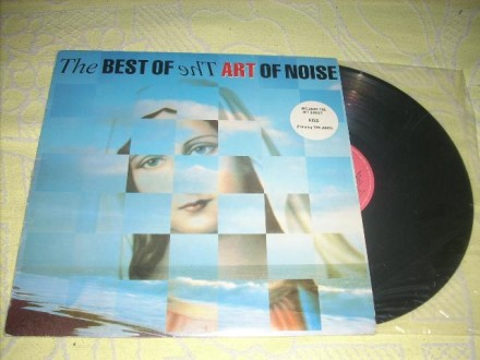 The Art Of Noise ‎– The Best Of The Art Of Noise LP