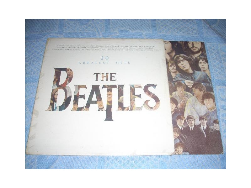 The Beatles-20 Greatest Hits LP