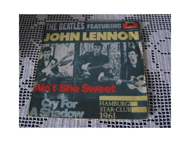 The Beatles Aint She Sweet Que Te Pasa Con Papa