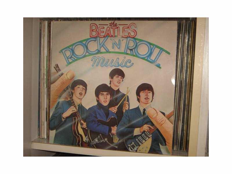 The Beatles - Rock `n` Roll Music (2LP)