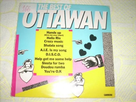 The Best Of Ottawan