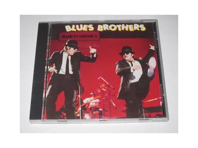 The Blues Brothers ‎– Made In America (CD)