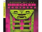 The Brecker Brothers ‎– Return Of The Brecker Brothers
