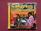 The Caribbean Allstars - CALYPSO FAVOURITES