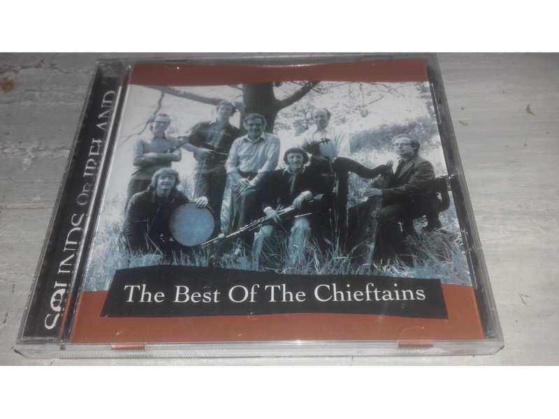 The Chieftains ‎– The Best Of The Chieftains