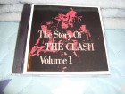 The Clash  - The Story Of ...vol 1 2CD-set