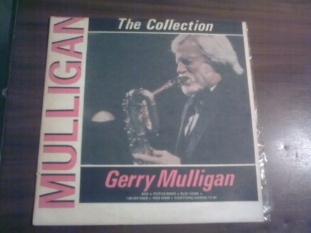 The Collection-GERRY MULLIGAN