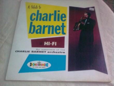 The Complete Charlie Barnet, Volume II - 1939