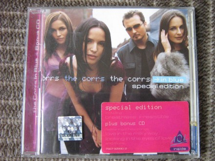 The Corrs - In Blue (Special Edition) 2xCD