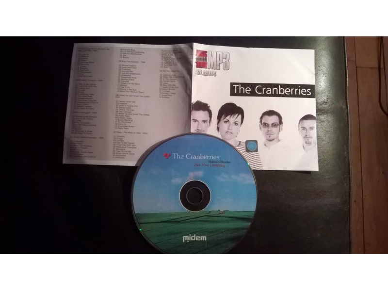 The Cranberries - Mp3 collection