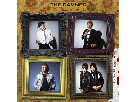 The Damned - The Chiswick Singles And Another Thing