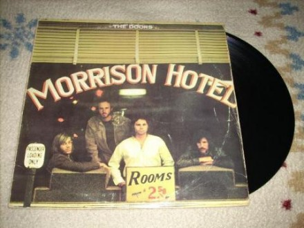 The Doors-Morrison Hotel LP