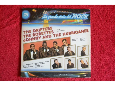 The Drifters / The Bobbettes / Johnny And The Hurricane