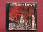 The Electric Ferrets - FERRETZILLA + Bonus 1st E.P.