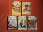 The Fairy Chronicles series 1-5, J.H. Sweet